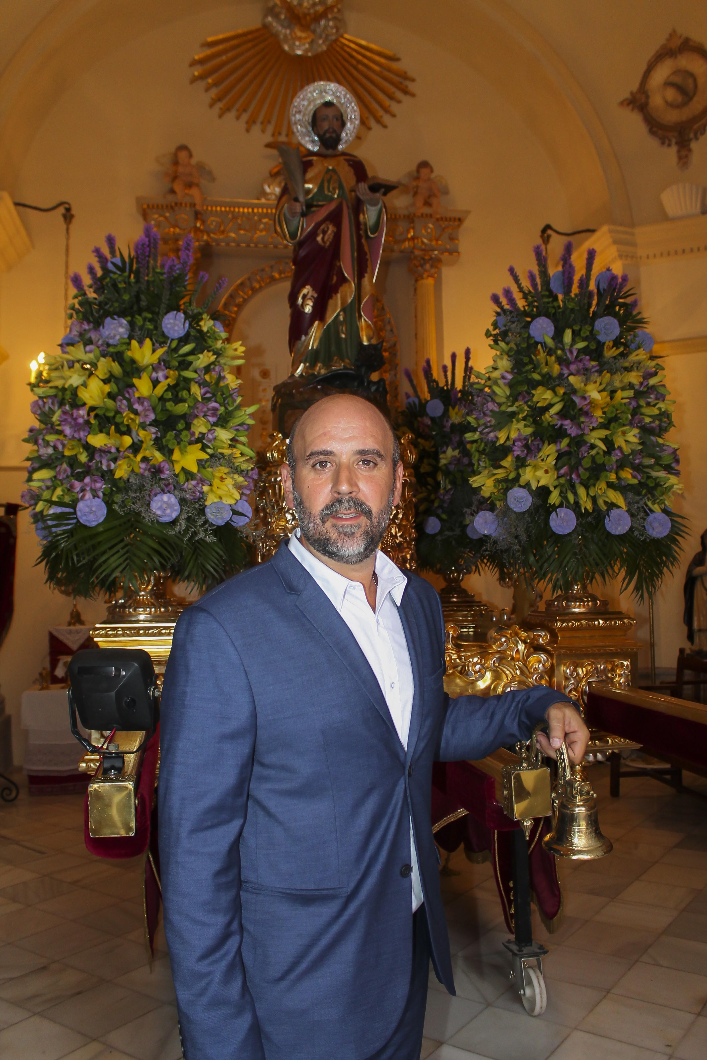 PACO MARIN PREGONERO FERIA Y FIESTAS 2017 (1)