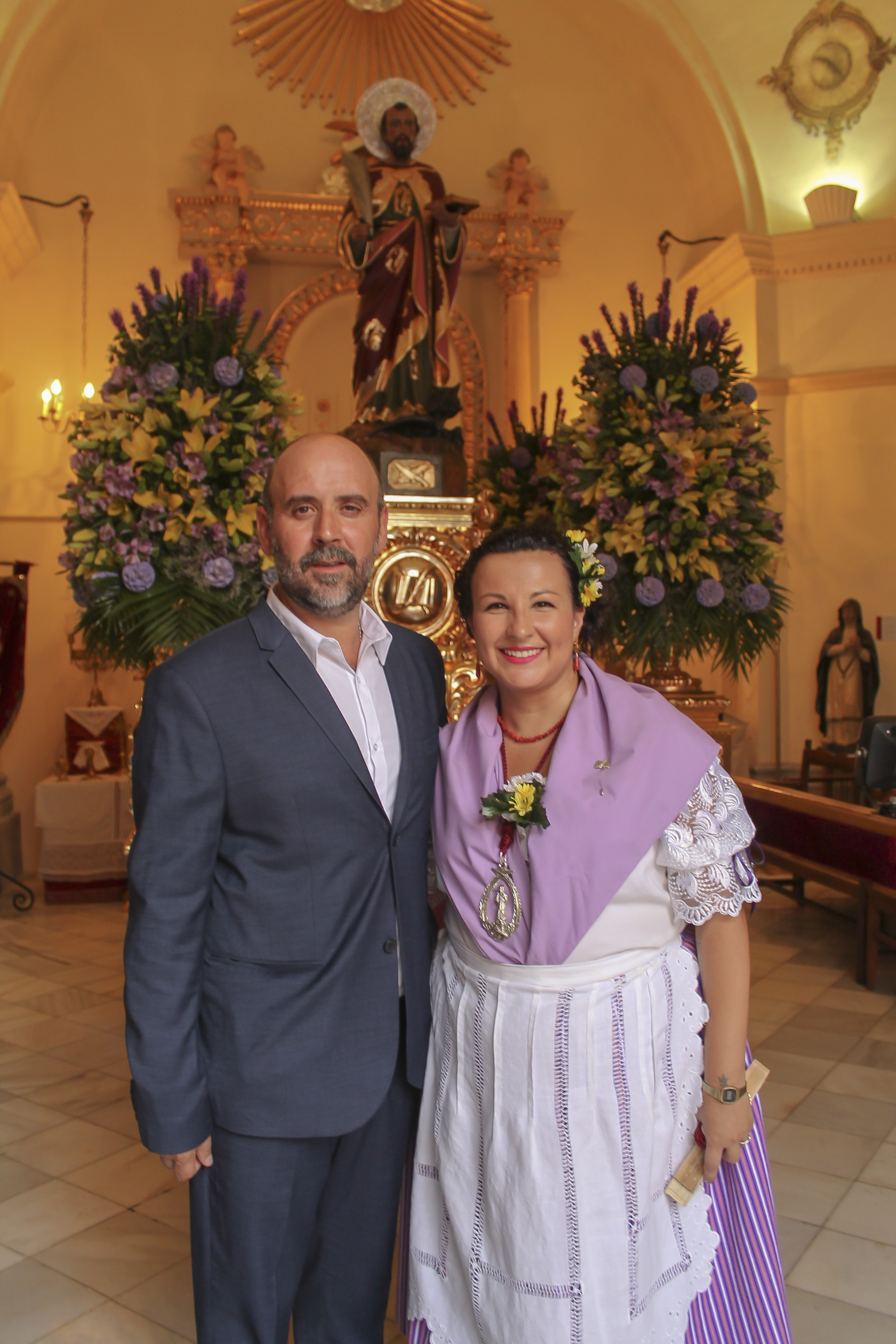PACO MARIN PREGONERO FERIA Y FIESTAS 2017 (2)