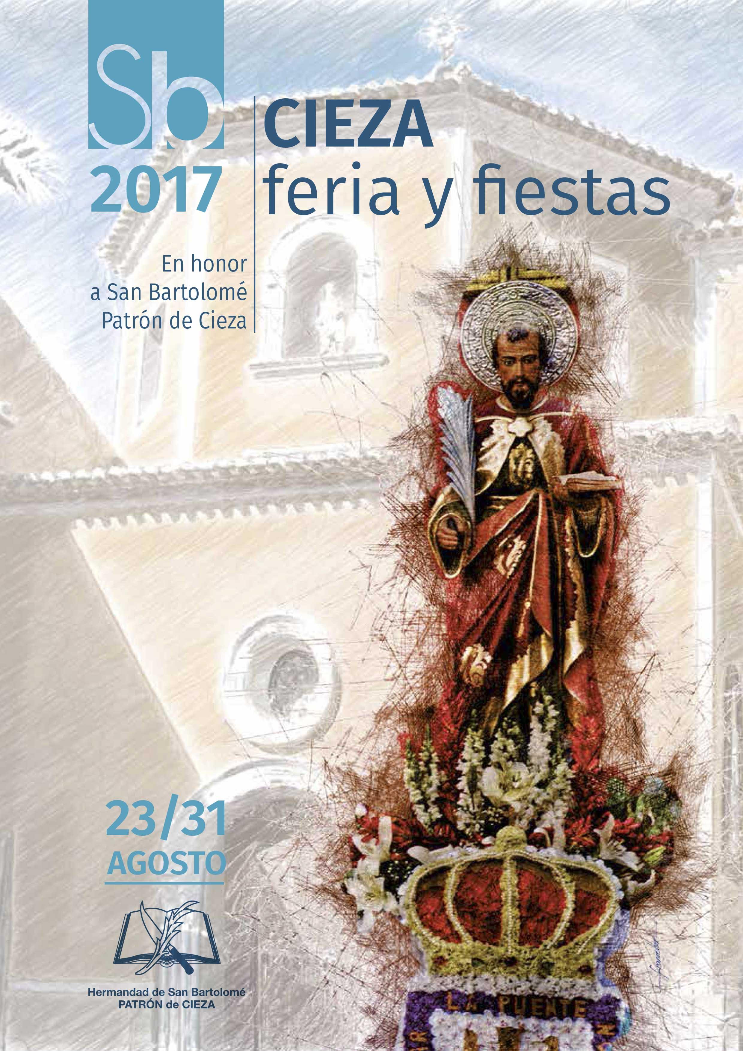 Descarga la Revista de la Feria y Fiestas en Honor a San Bartolome 2017
