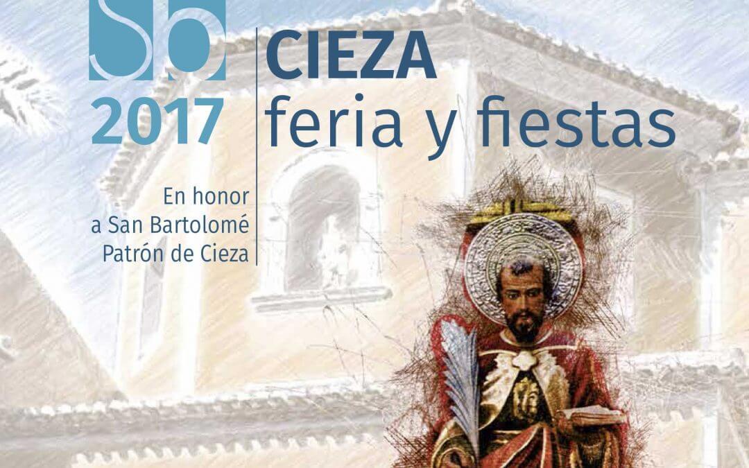 Revista Feria y Fiestas en Honor a San Bartolomé Apóstol 2017